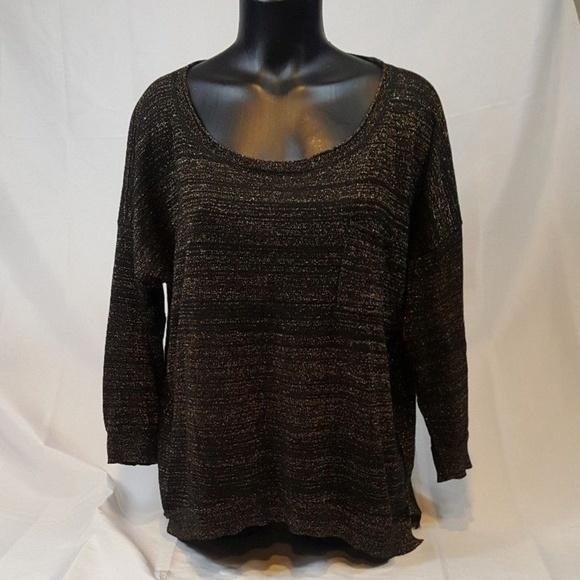 Dkny Sweaters Shimmer Sweater Aj4 Poshmark